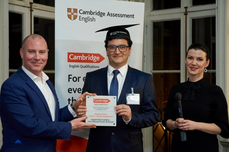 Cambridge award 2017 1